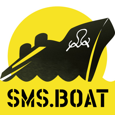SMS.Boat boarding please!